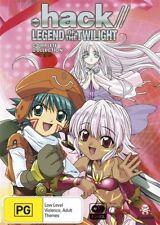 Hack//Legend Of The Twilight Collection (DVD, 2006)