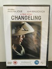 Changeling (DVD, 2009) New And Sealed