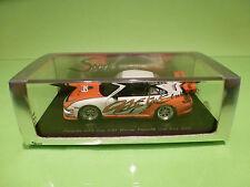 SPARK 1:43 PORSCHE GT3 WINNER CUP ASIA 2007  - ORIGINAL BOX - IN MINT CONDITION