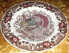 Johnson Brothers His Majesty Turkey Fine Porcelain Dinner Plate (BRAND NEW)