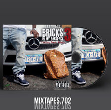 Troy Ave - Bricks In My Backpack 3 Mixtape (Artwork CD/Front/Back Cover)