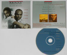 Kenny Latimore & Heather Headley - Love Will Find A Way - U.S. Promo CD Single