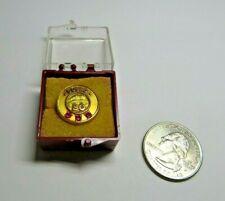 Coors Brewing 20 Year Service Award Metal Pin in Case 10K Balfour