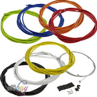 Bike Bicycle MTB Brake Cable Complete Front Rear Inner/Outer Wire Gear JAGWIRE