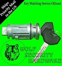 Chrysler Dodge Eagle Plymouth Ignition Key Switch Lock Cylinder W/2 Keys LC1355