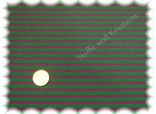 Campan Baumwoll Jersey Hilco grün fuchsia 50 cm Stretch Jersey Streifenjersey