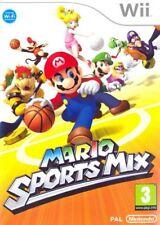 Mario Sports Mix Wii Nintendo PAL ITA