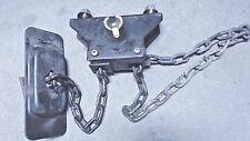 1998-04 NISSAN XTERRA FRONTIER SPARE TIRE CARRIER Wheel Winch Hoist