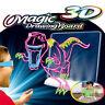ACTIVITY MAGIC 3D DRAWING BOARD GLASSES KIDS FUN DINOSAUR PEN XMAS ART GIFT