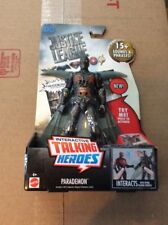 "Parademon 6"" Action Figure Justice League Interactive Talking Heroes Serie"