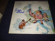 """DAVE BRUBECK SIGNED RECORD TITLED """"IN EUROPE""""  RARE! LEGEND! L@@K! PROOF!"""