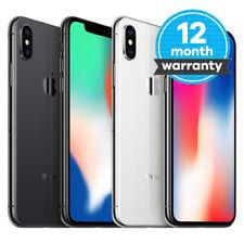 Apple iPhone X (iPhone 10) - 64GB 256GB - Unlocked SIM Free Smartphone