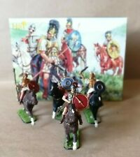 ROMAN CAVALRY HaT 4 X 1/32 PROFESSIONALLY PAINTED COMPLETE BOXED