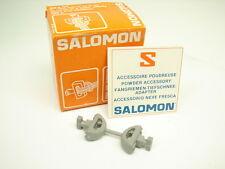 Vtg NOS Salomon 727 E 626 Powder Accessory Instant Fitting Leash Deep Powder Ski