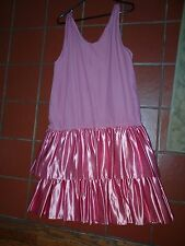50's Flapper dress See photos XXL. ruffles Low waist Costume bonnie n clyde era