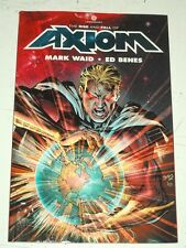 Rise and Fall of Axiom by Mark Waid Legendary (Paperback, 2016)< 9781937278731