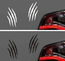 Aufkleber Kratzer shocker Sticker NEU Risse Autoaufkleber OEM DECAL JDM DUB 2 ST