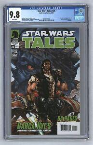 Star Wars Tales #24 1st Darth Nihilus & Visas Marr Dark Horse 2005 CGC 9.8