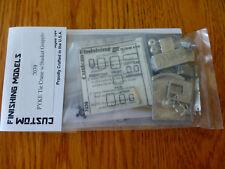 I modelli di finitura personalizzata HO #7039 Pyke Tie Gru con Cestino Rampino
