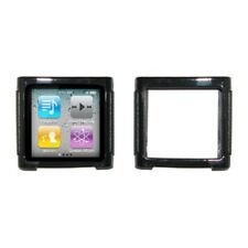 for Apple iPod Nano 6 Poly Skin Case, Black