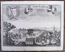 Originaldrucke (bis 1800) aus Deutschland mit Landschaft