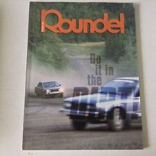 Roundel BMW Magazine O'Neil Rally School TC Kline October 2003 052817nonrh