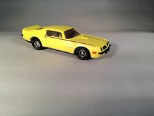 HO 1/87 Busch # 41709 - 1973 Pontiac Firebird Trans Am - Yellow