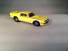 HO 1/87 Busch # 41709 - 1973 Pontiac Firebird Trans Am - Yellow