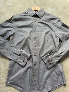 Grey Vivienne Westwood Shirt Medium