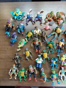 teenage mutant ninja turtles tmnt lot vintage