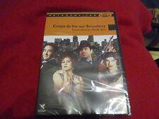 "DVD NEUF ""COUPS DE FEU SUR BROADWAY"" John CUSACK, Chazz PALMINTERI / Woody ALLEN"