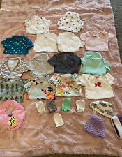 55 Piece Lot Baby Girl 0-3 Month Clothes - Carter's & Target Brands