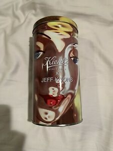 Jeff Koons X Kiehl's Tin 2017