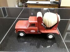 Tonka Toy. Vintage Cement Mixer. Pressed Steel. Collectible Toys.