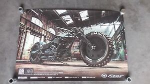 01 Yamaha Road Star Star Motorcycles Dealer Exclusive Poster