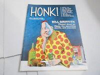 #5 HONK  magazine (UNREAD) BILL GRIFFITH - ZIPPY