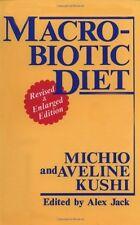 Macrobiotic Diet by Michio Kushi, Aveline Kushi