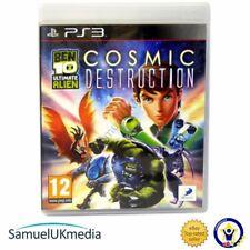 Ben 10 Ultimate Alien: Cosmic Destruction (PS3) **GREAT CONDITION!**