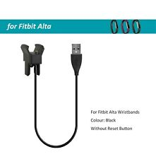 USB Charger Charging Cable for FitBit Flex 2 Charge 2 3 Alta HR Alta Versa Lite