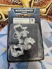 Warhammer 40k Web Exclusive Space Marine Sergeant