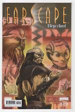 Farscape: D'Argo's Quest #2 (Jan 2010, Boom! Studios) O'Bannon [Cover B] L
