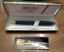 Lodis Executive Writing Instrument Monte Carlo Collection Blue Ballpoint Pen