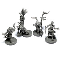 Lot 4 Pcs hero Figure From Dungeons & Dragon D&D Marvelous Miniatures toy