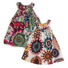 Kids Toddler Baby Girls Infant Floral Summer Princess Party Clothes Tutu Dress