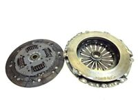 9670270580 CLUTCH SET WITH RING PRESSURE PLATE AND BEARING PEUGEOT 207 SW 1.6 6