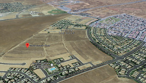 Residential Lot Bakersfield ( City of the Hills Area ) , Kern County, California