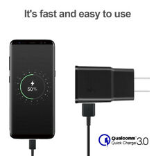 Original OEM Samsung Galaxy Note 10 S20 Plus Fast Wall Charger 4FT Type-C Cable