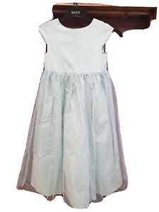 Jacadi Paris Girls Blue Dress