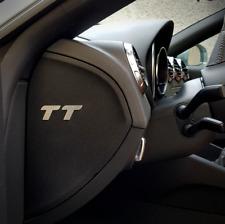 Audi TT TTRS TTS Roadster Coupé 8J MK2 Emblem Sicherungsdeckel Dekor Badges