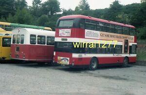 Original Bus negative Wilts & Dorset VR JJT437N